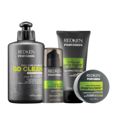Redken for Men Hair Products
