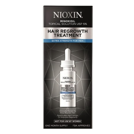 Nioxin Hair Regrowth Treatment for Men