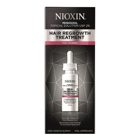Nioxin Hair Regrowth Treatment for Women