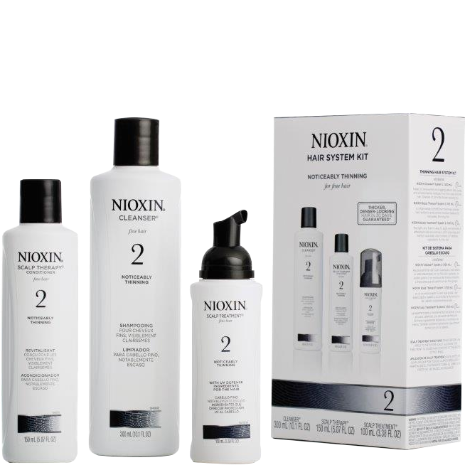 Nioxin System 2 Maintenance Kit