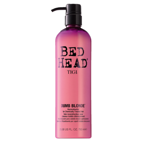 TIGI Bed Head Dumb Blonde Reconstuctor
