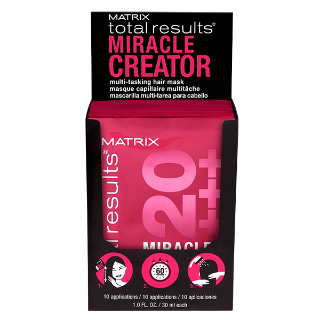 Total Results Miracle Creator Mask