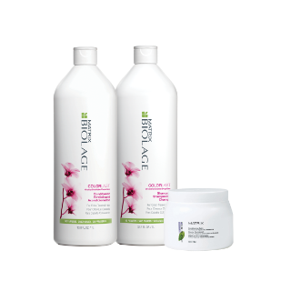 Buy 2 Biolage 1-liter bottles for $36 ($48 CAN)