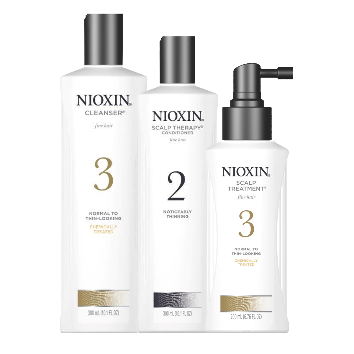 Nioxin ALL PRODUCTS buy one, get one 50% off