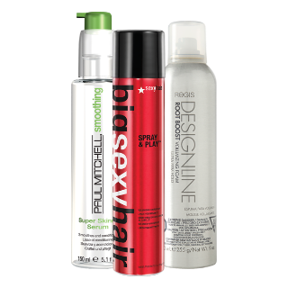 Mix & Match Buy one get one 50% off all styling products