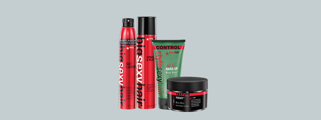 save on sexy hair products