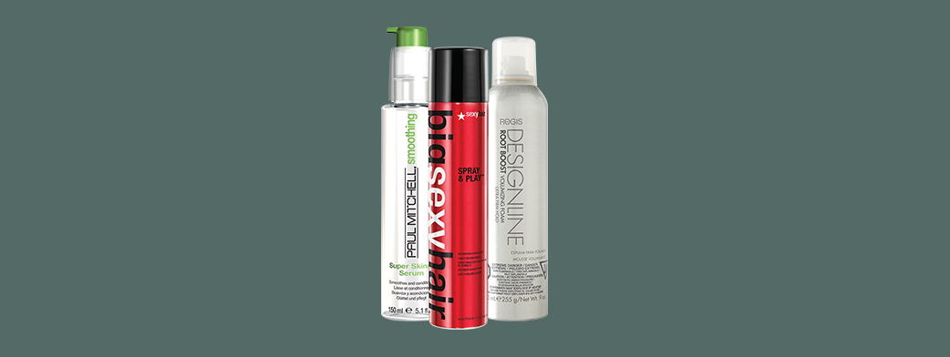 Buy one, get one 50% off all styling products