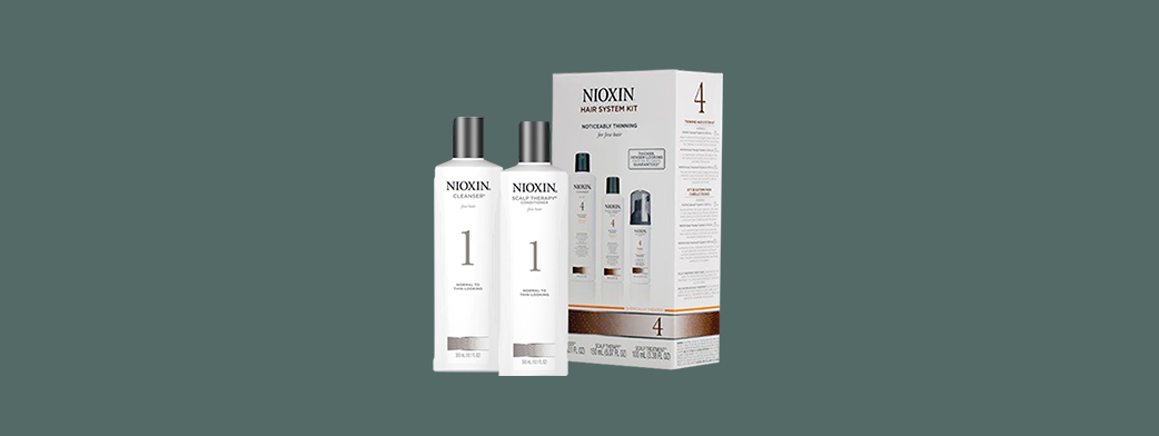 All Nioxin Products Buy one, get one 50% off