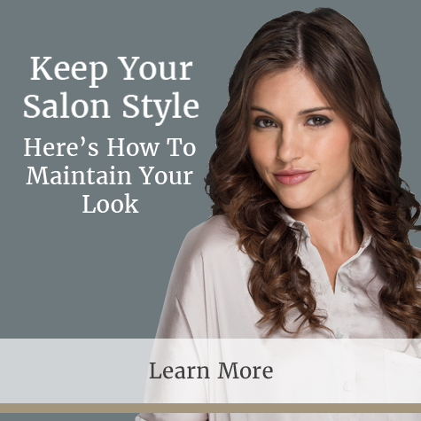 Keep Your Salon Style
