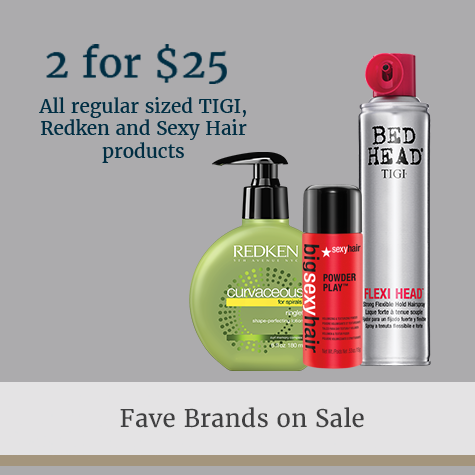 Fave Brands on Sale