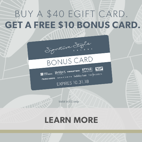 Buy a $10 eGift card, Get a Free $10 Bonus Card