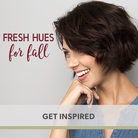 Fresh Hues for Fall