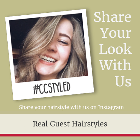 Share your hair selfie on Instagram