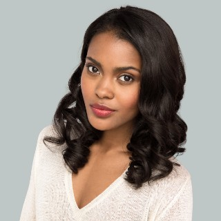 Full-on Curls Women's Hairstyle